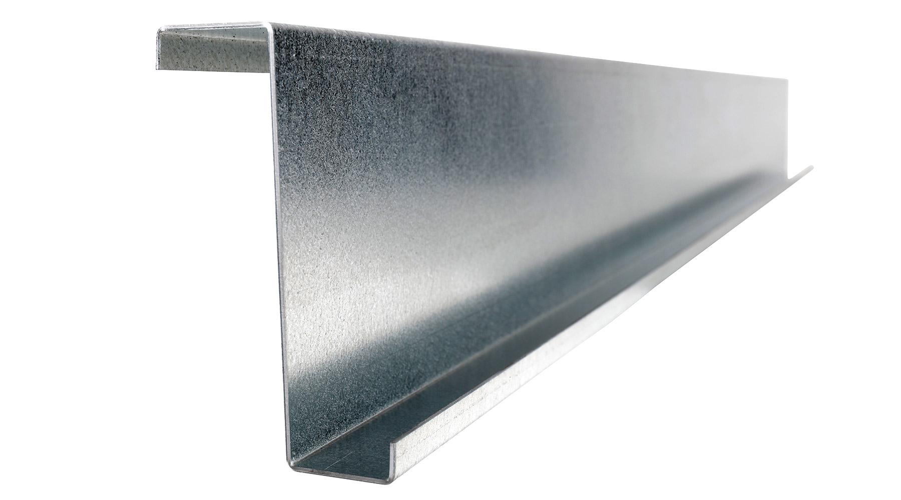 Letvægtsprofiler i stål